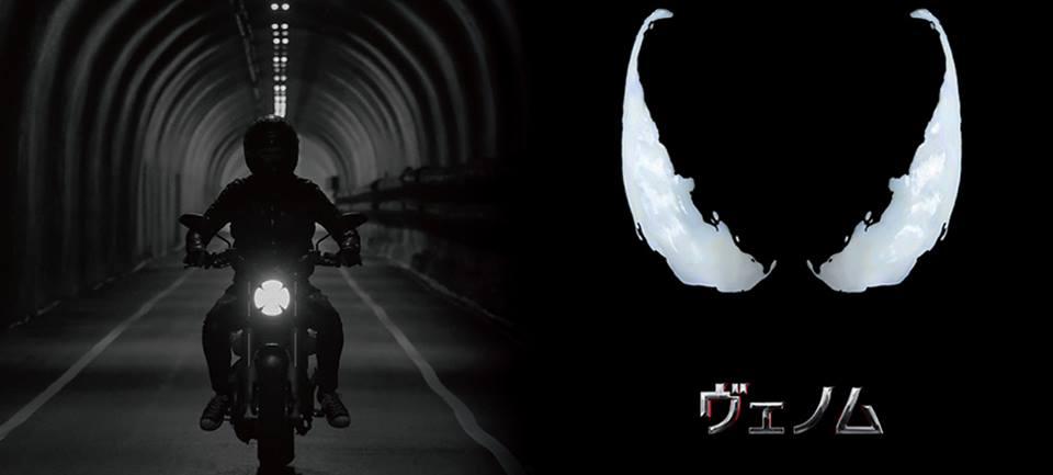 映画「ヴェノム」にスクランブラーが登場!