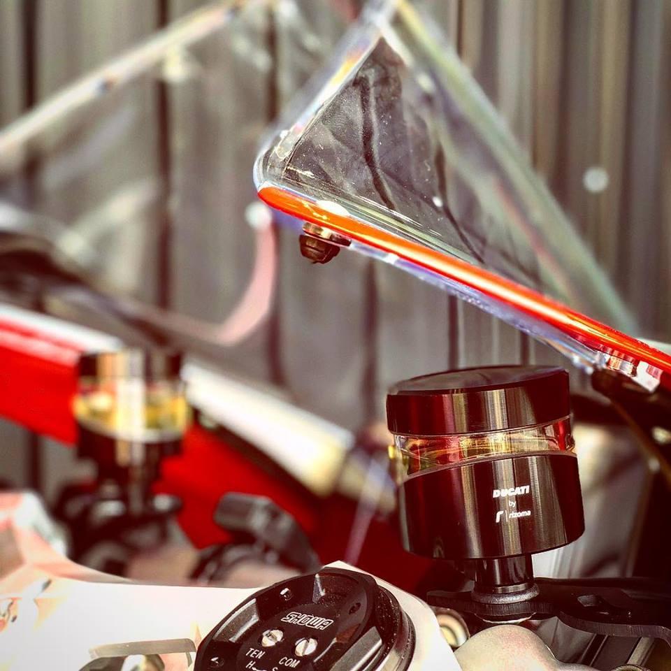 Ducati by Rizoma