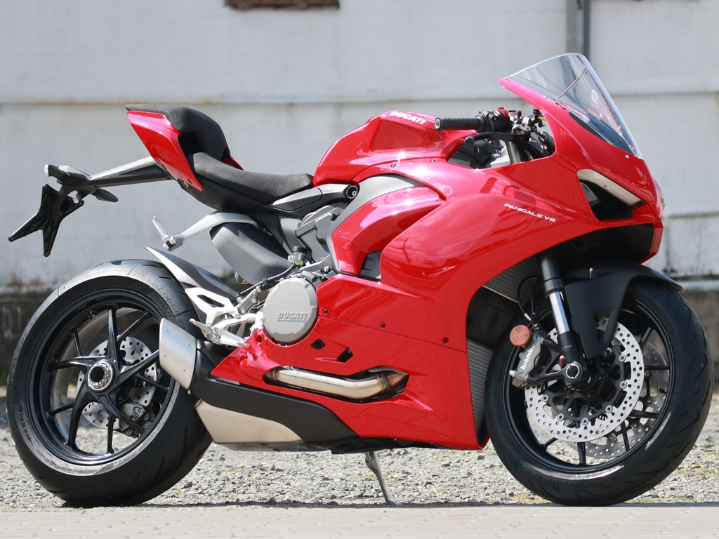 Panigale V2 is coming !!